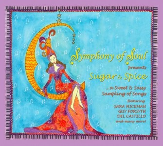 Sugar & Spice Compilation CD cover